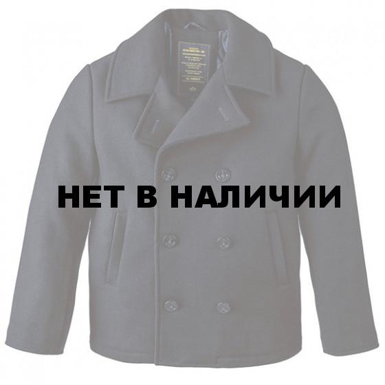 Куртка Ahoy Alpha Industries m-65 navy
