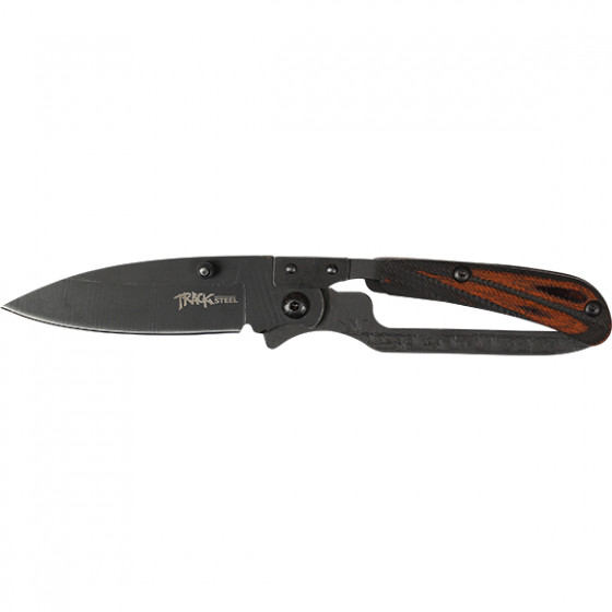 Нож складной Track Steel D410-30