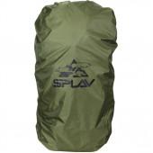 Накидка на рюкзак 45-60 л олива