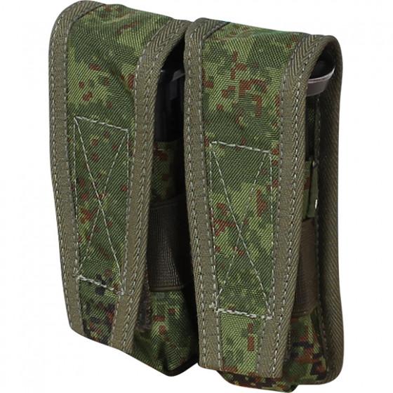 Блок из 2 подсумков под пистолетные магазины v.2 multipat (multicam)