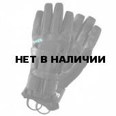 Перчатки жен. Women`s Black Synthetic Gloves w/Removeable Wrist