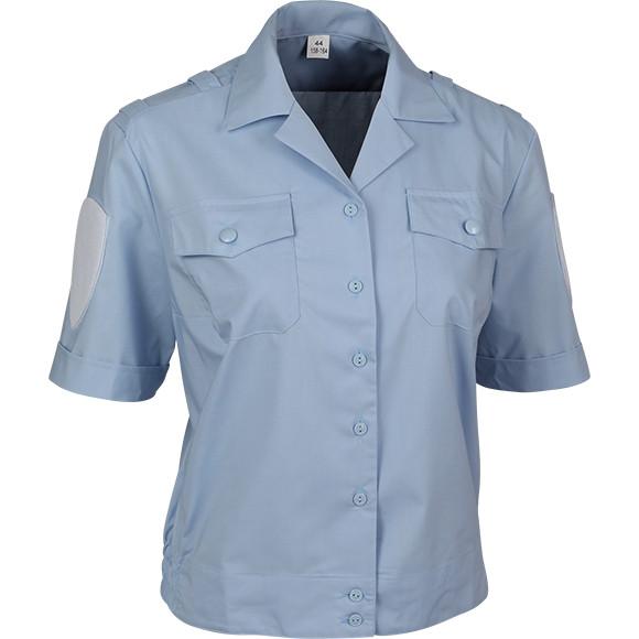 d6a705da869 Рубашка форменная-М женская