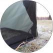 Тент каркасный олива Nomad 1+