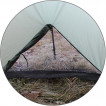 Тент каркасный Nomad 2х местный олива