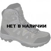 Ботинки трекинговые THB Zug с мембраной сер.