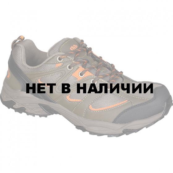 Кроссовки трекинговые THB Kraft хаки/ор.