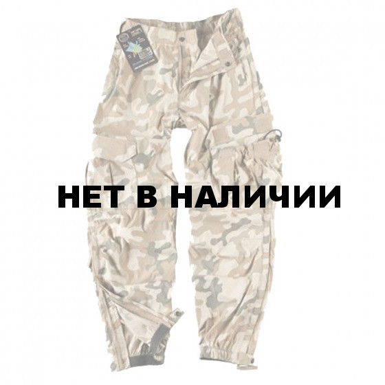Брюки Helikon-Tex Level 5 Ver 2.0 - Soft Shell Pants PL desert