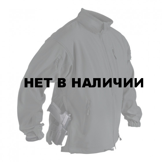 Куртка Helikon-Tex Jackal QSA™ Jacket - Shark Skin jungle green