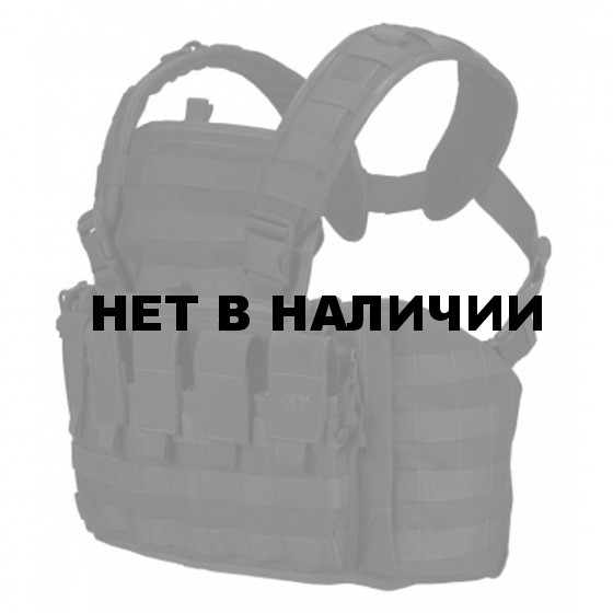 Жилет разгрузочный TT Chest Rig MK II M4 (black)