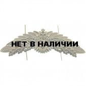 Эмблема Следственный комитет на тулью нового образца металл