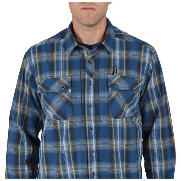 cd787d7ad0e2f Рубашка 5.11 Flannel L/S Shirt storm, производитель 5.11 Tactical ...