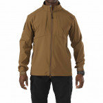 Куртка 5.11 Sierra Softshell battle brown
