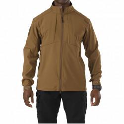 Куртка 5.11 Sierra Softshell battle brown