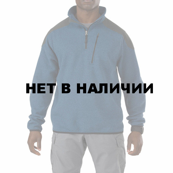 Толстовка 5.11 Tactical 1/4 Zip Sweater regatta
