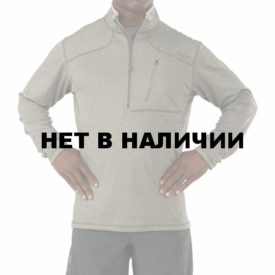Толстовка 5.11 RECON Half Zip Fleece sage green M