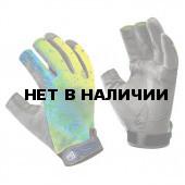 Перчатки Buff Pro Series Figting Work Dorado