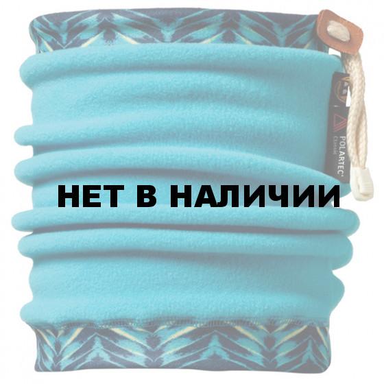 Шарф Neckwarmer Knitted & Polar Fleece Buff Cyril 107936
