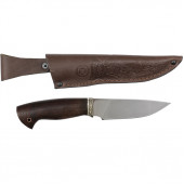 Нож Сокол ст.95х18 кован. (Семин)