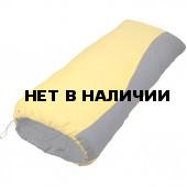 Спальный мешок одеяло Veil 120 Primaloft оранж/серый 200x80