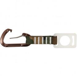 Брелок-карабин holder V Track
