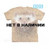 Футболка детская The Mountain Big Face Hedgehog Kids