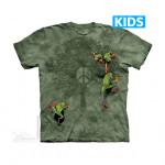 Футболка детская The Mountain Peace Tree Frog Kids