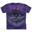 Футболка The Mountain Big Face Cheshire Cat