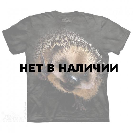 Футболка The Mountain Peace Hedgehog