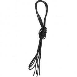 Шнурки (пара) плетеные Спец L=180 см черные