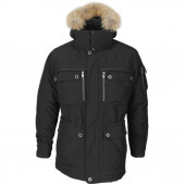 Куртка - парка McKinley черная