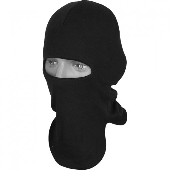 Шапка-маска Bamboo с флисовой подкладкой черный
