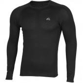 Термобелье футболка L/S Active Polartec Thermal Grid М3 черная
