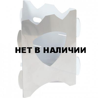 Печка-щепочница нерж.в чехле 180/195гр.