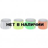 Слэп браслет светоотражающий зелёный