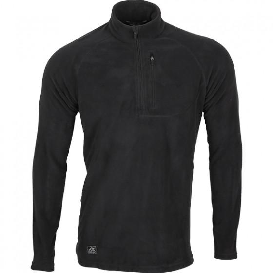 Пуловер Basis Polartec черный
