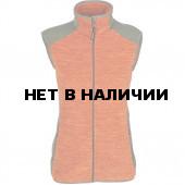 Безрукавка Stark женская Polartec Thermal Pro оранжевая