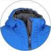 Куртка Alpha Polartec с капюшоном черная