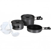 Набор посуды Non-stick 2 кастрюли, 1 сковородка (2-3 персоны)