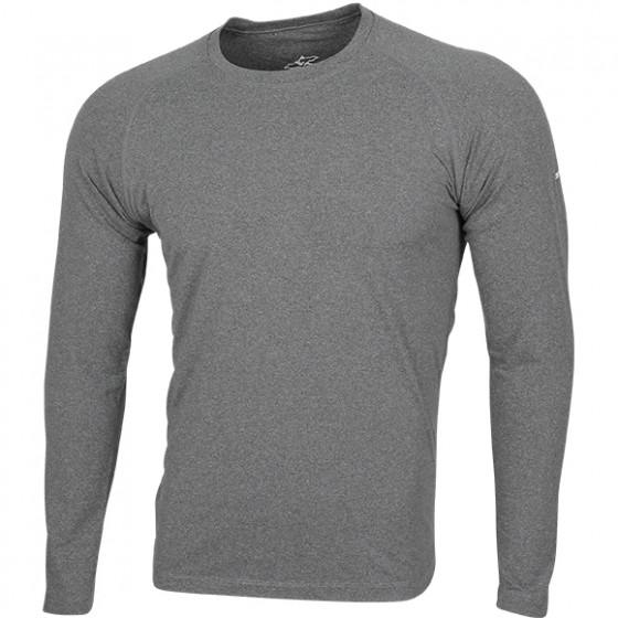 Термобелье Russian Winter футболка L/S grey