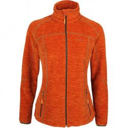 Куртка женская Ангара Polartec Thermal pro оранжевая