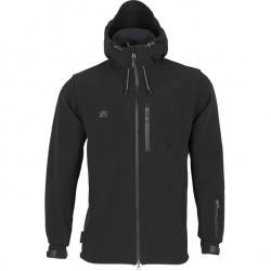 Куртка Action SoftShell черная