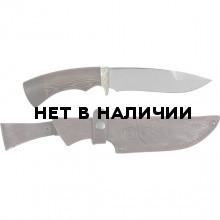 Нож Скиф ст.95х18 кован. (Семин)