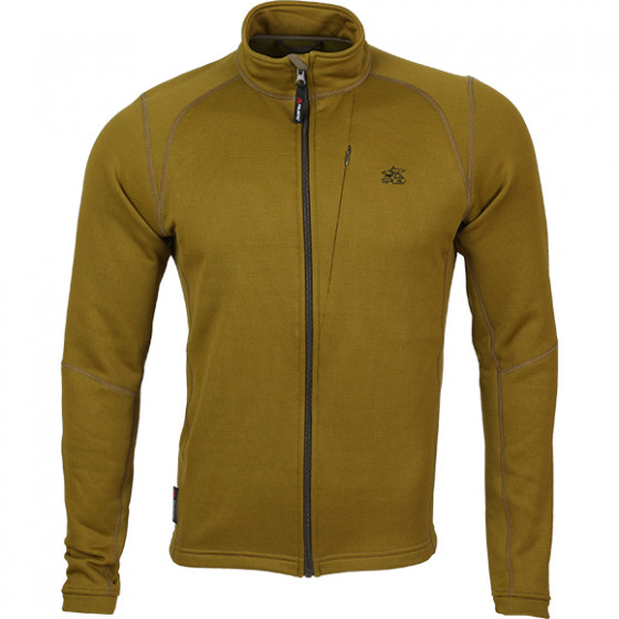 Куртка Polartec Power Stretch Pro горчичный