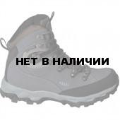 Ботинки трекинговые THB Hayden с мембраной сер.