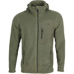 Куртка EL Capitan Polartec 200 с капюшоном олива