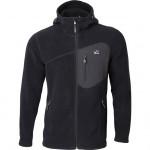 Куртка EL Capitan Polartec 200 с капюшоном черная