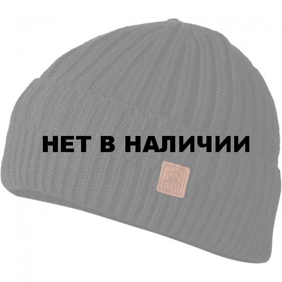Шапка полушерстяная marhatter MMH 5337/2 светло-серый