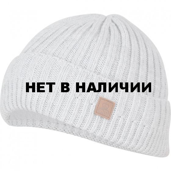 Шапка полушерстянаяmarhatter MMH5337/2 серый меланж