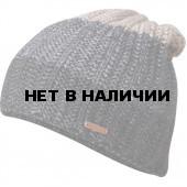Шапка полушерстяная marhatter MMH 4905/1 серый/олива