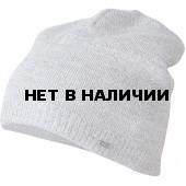 Шапка полушерстянаяmarhatter MMH 4836/3 черно-сер. мулине